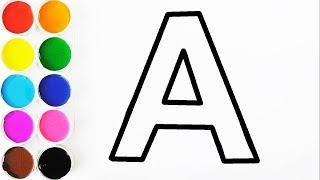 Aprende Letras y Colores en Español - Videos Para Niños - Learn Colors / FunKeep