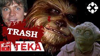 ETTŐL PORGOT SZÜLSZ! - Trash Téka: The Star Wars Holiday Special