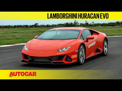 Lamborghini Huracan Evo | First India Drive Review | Autocar India