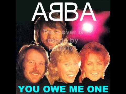 Abba You Owe Me One Full Hq Song Youtube