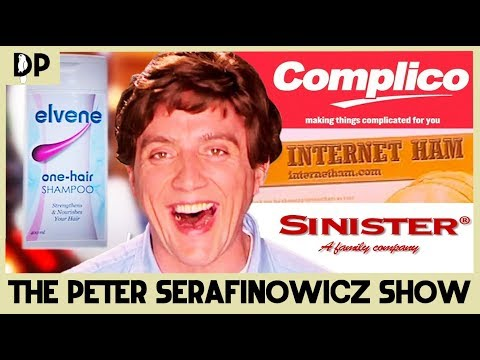Adverts - The Peter Serafinowicz Show | Dead Parrot