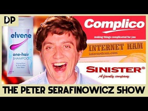 Adverts  The Peter Serafinowicz   Dead Parrot
