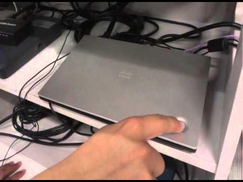 การ Reset Cisco SX20