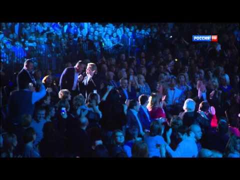 Николай Басков на юбилейном концерте И.Крутого В жизни раз бывает 60