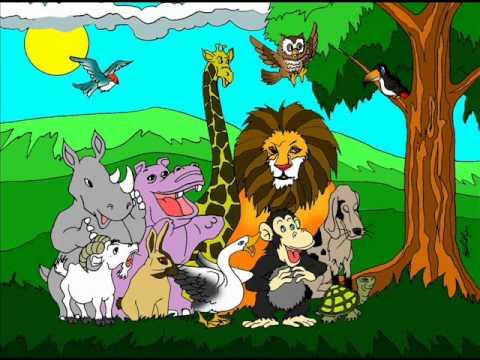 todos os animais cantam