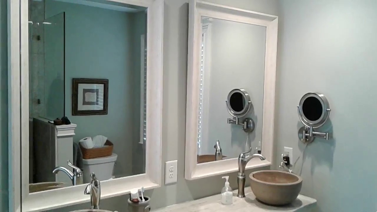 turn how into country bathrooms design hgtv bathroom a vanity blue rooms dresser cabinet to