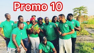 Promo 10 Institut d'Agriculture & Leadership Thione Niang-