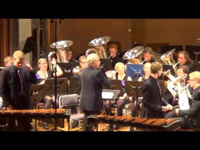 Swedish youth brass band- Xylophone duet- Lizsteria - VidInfo