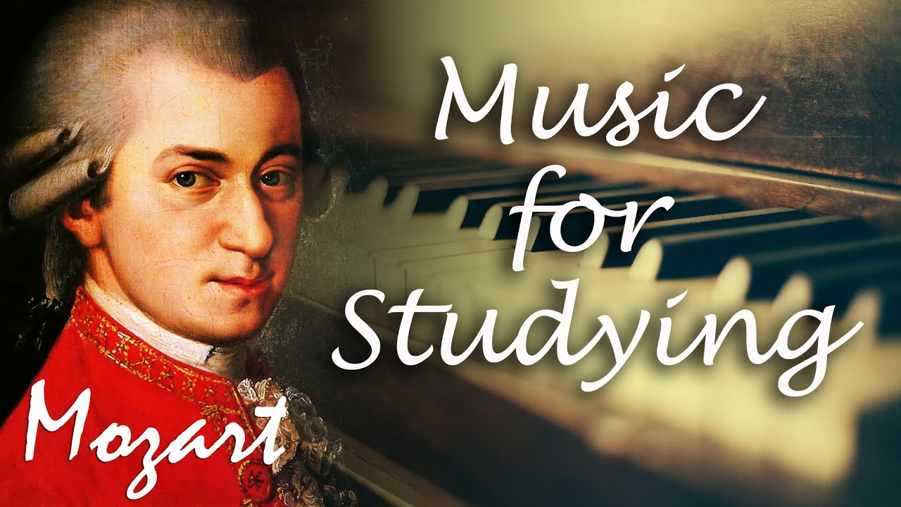 mozart effect music for studying