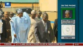 2019: Pres Buhari Has Proven His Fitness To Continue-- Shehu |Politics Today|