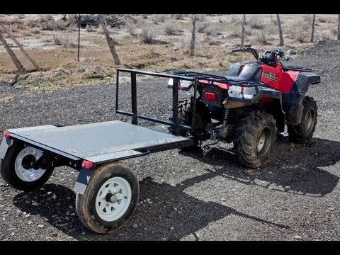 Transporter ATV Trailer