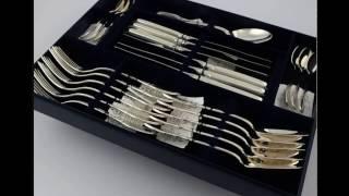 видео Продажа наборов серебряных ложек. Фотографии и лучшие цены!