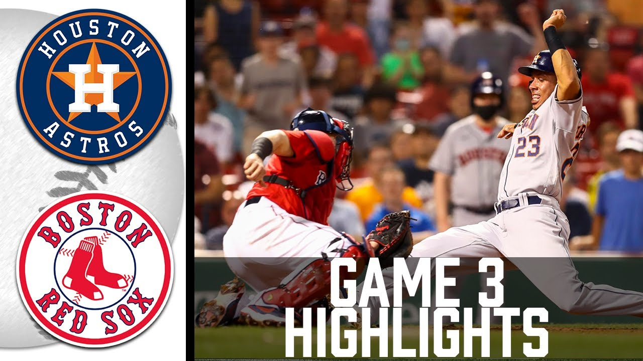 Download Astros vs Red Sox Game 3 Highlights | MLB 2021