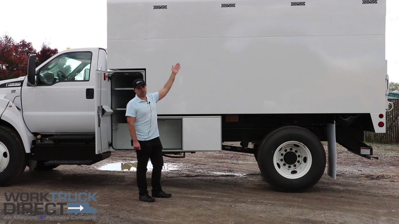 Ford F-650 Gas & F-750 Abortech Chip Trucks for Sale