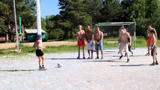 Футбол в России. Дети повержены