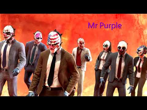 Payday 2 - Mr Purple (Reservoir Dogs Track)