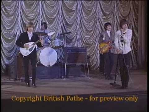 Rolling Stones - Gather Moss (British Pathe News, 1964)