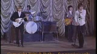 Rolling Stones - Gather Moss (British Pathe News, 1964)