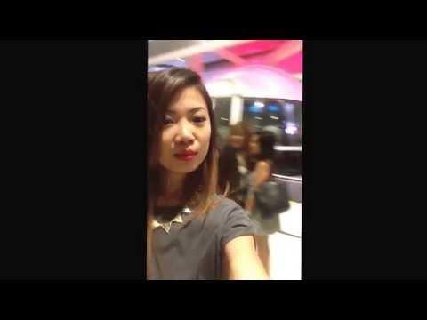 Back in Vegas! Karaoke + High Roller (08.30.14)