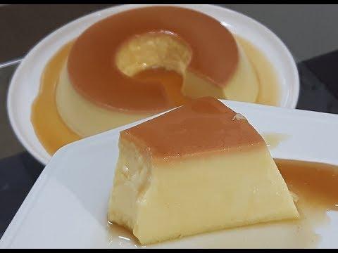 Pudim de Leite Condensado PERFEITO e sem furinhos (e como caramelizar a forma sem erro)