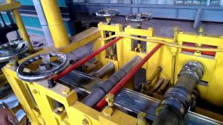 Máy cán xà gồ - Cách chỉnh sửa máy cán xà gồ tối ưu nhất
