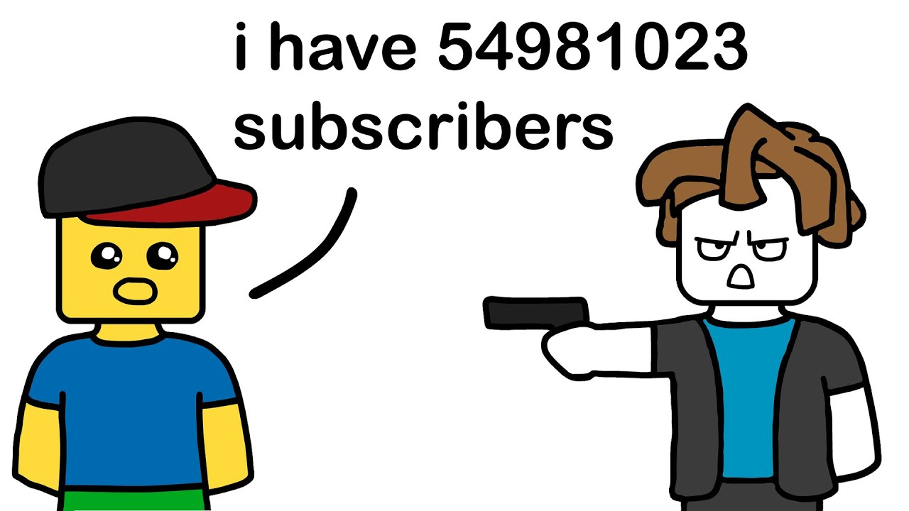 Download YouTubers in Roblox be like Compilation