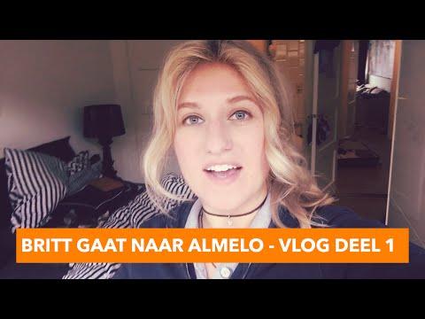 Britt gaat naar Almelo Vlog Deel 1 | PaardenpraatTV