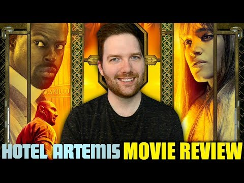 Hotel Artemis – Movie Review