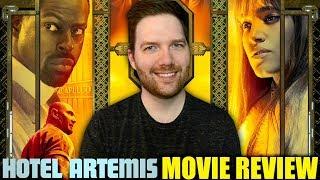 Hotel Artemis - Movie Review