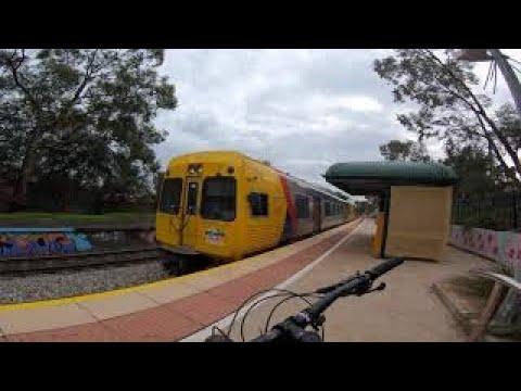 MTB Train Runs- Belair/Mitcham (how-to) (4K)