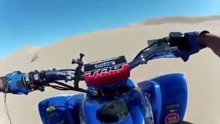 sand dune crash fail compilation