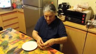 Okkio Malokkio • La nonna di DJ KILFA esegue un antico rituale voodoo-pugliese!