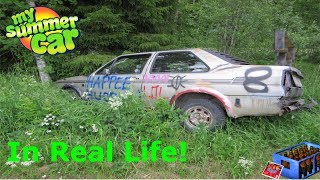 My Summer Car In Real Life Parody | Kasipallo 8