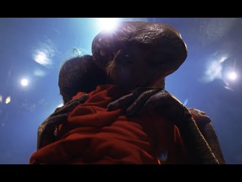 E.T. The Extra-Terrestrial (1982) - 'Saying Goodbye' Scene 2/2 [1080]