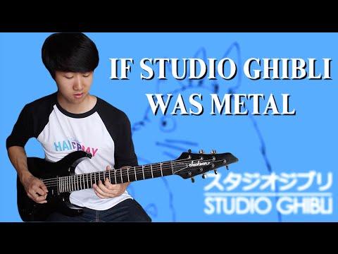 "Alvin Yang - ""If Studio Ghibli Was Metal"" [Medley]"