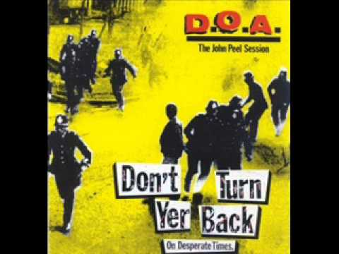 D.O.A.-General Strike