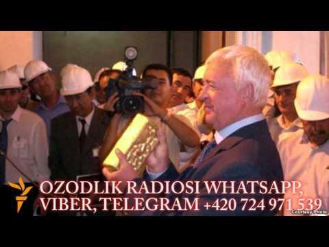 Ўзбекистонда 2014 йилда 4 миллиард долларлик олтин қазиб олинди