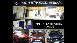 Maruti Suzuki Arena Showroom Detailed WalkAround 2018
