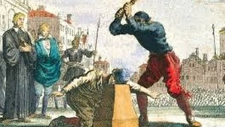 5 Modern Methods of Capital  Punishment