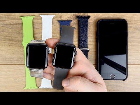 Lohnt sich das Update? Apple Watch Series 3 (LTE) vs. Series 2 & 1 // DEUTSCH