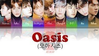 Como Cantar 'OASIS (오아시스)' - EXO (엑소) (Letra Simplificada)
