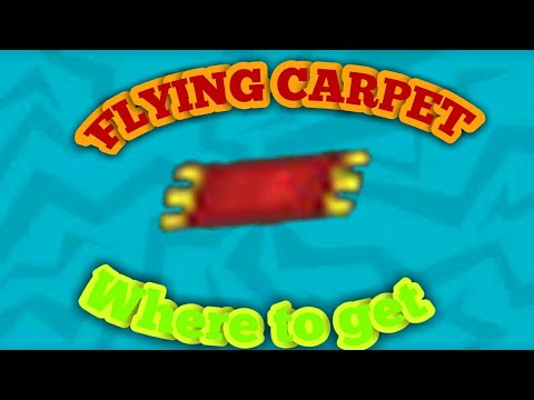 Where To Get Flying Carpet Terraria Youtube