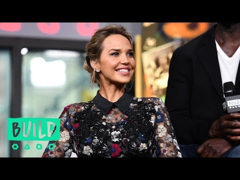 The Unusual Way Arielle Kebbel Prepares For Her Role On