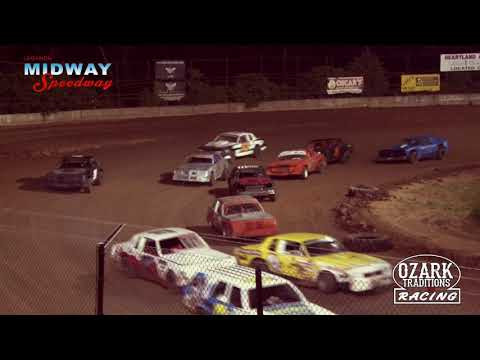 MIDWAY SPEEDWAY - PURE STOCK - HEAT/FEATURE 5-31-19