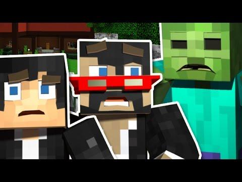 Minecraft: HELLO ZOMBIE W/ X33N