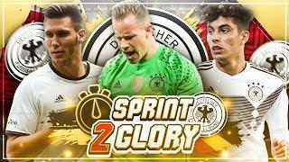 NEUE GOLDENE GENERATION FÜHRT ZUM 5. WM TITEL!?? 🔥😱🏆 - FIFA 19 Deutschland Sprint to Glory