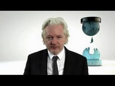 Julian ASSANGE's speech that was censored by the Oxford Union