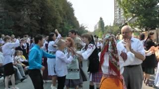 Український народний танець Картопля