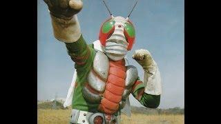 ฉบับที่ 1 ไรเดอร์สวมหน้ากาก ไรเดอร์ = Hongo Takeshi ซูซูกิฮายาบูสะ ...