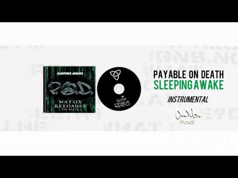 P.O.D. Sleeping awake - Instrumental